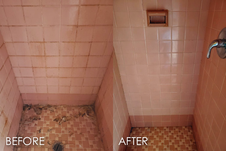 is cracked grout a problem is grout