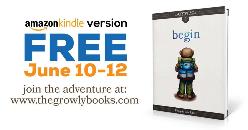 The Growly Books: Begin Kindle free