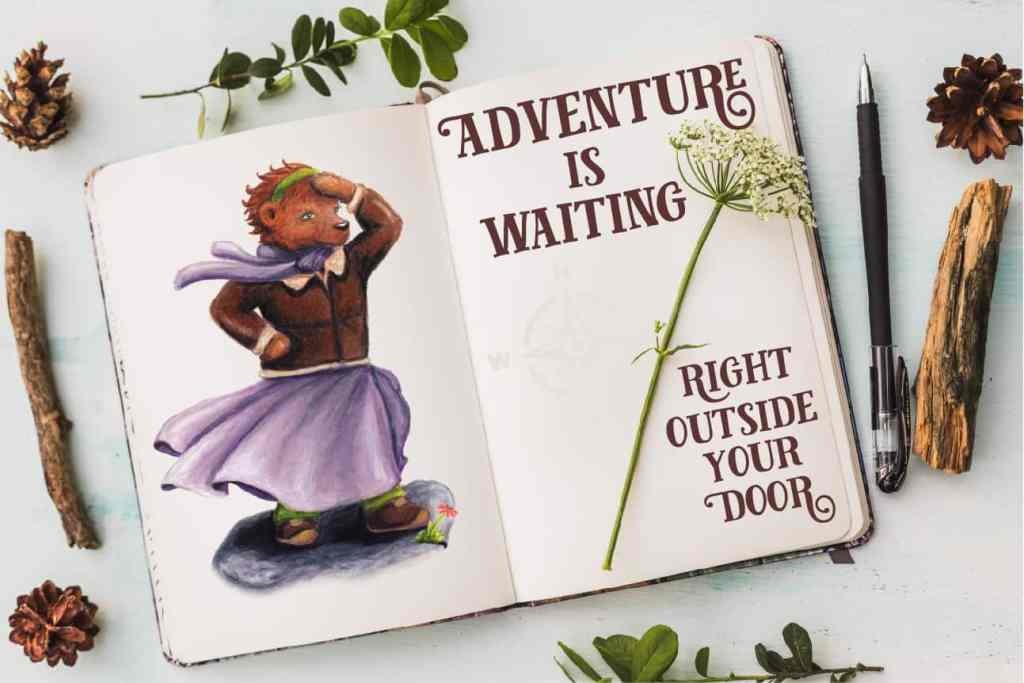 Adventure is waiting …