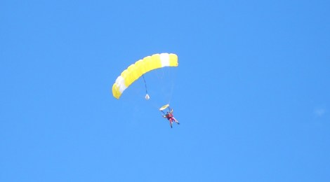 #10 Do a skydive