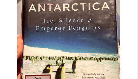 Empire Antarctica by Gavin Francis, reviewed by #travelbookclub