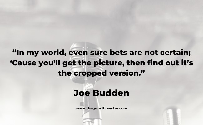 joe budden quotes