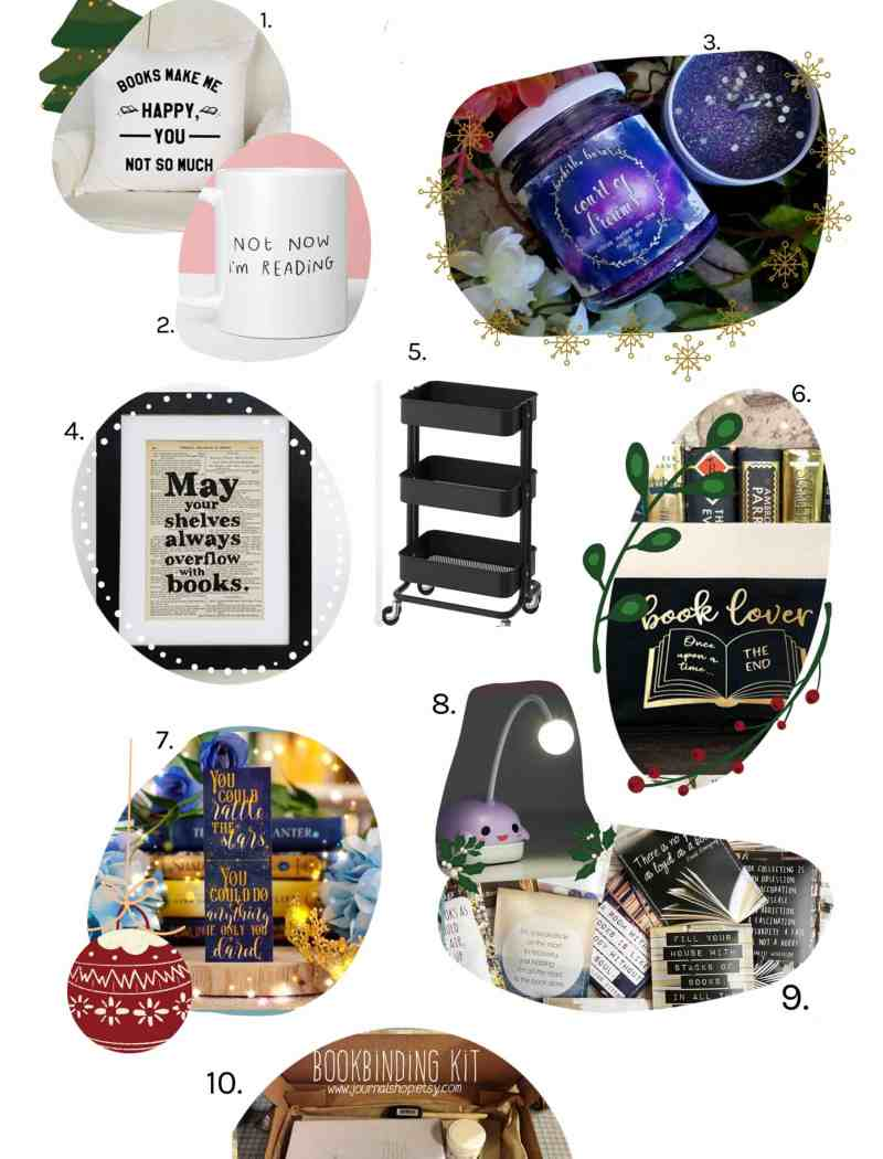 bookish gift guide