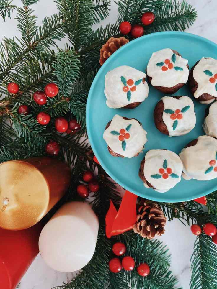 Christmas Pudding Bonbons