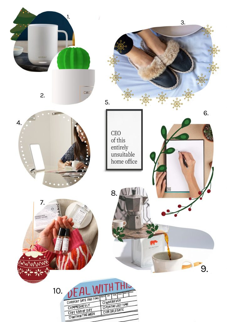work from home gift guide