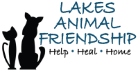 Lakes Animal Friendship Society
