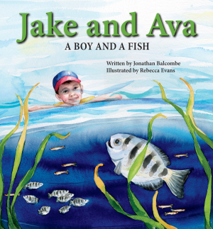 Jake and Ava, A Boy and a Fish