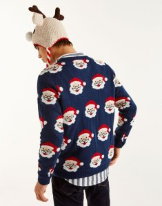 xmas sweater Pull&Bear - The G Side