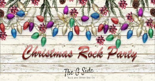 Christmas rock party - the g side