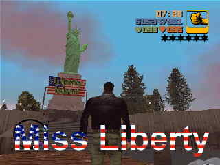 The GTA Place Miss Liberty