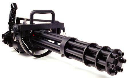 The Gta Place M 134 Minigun