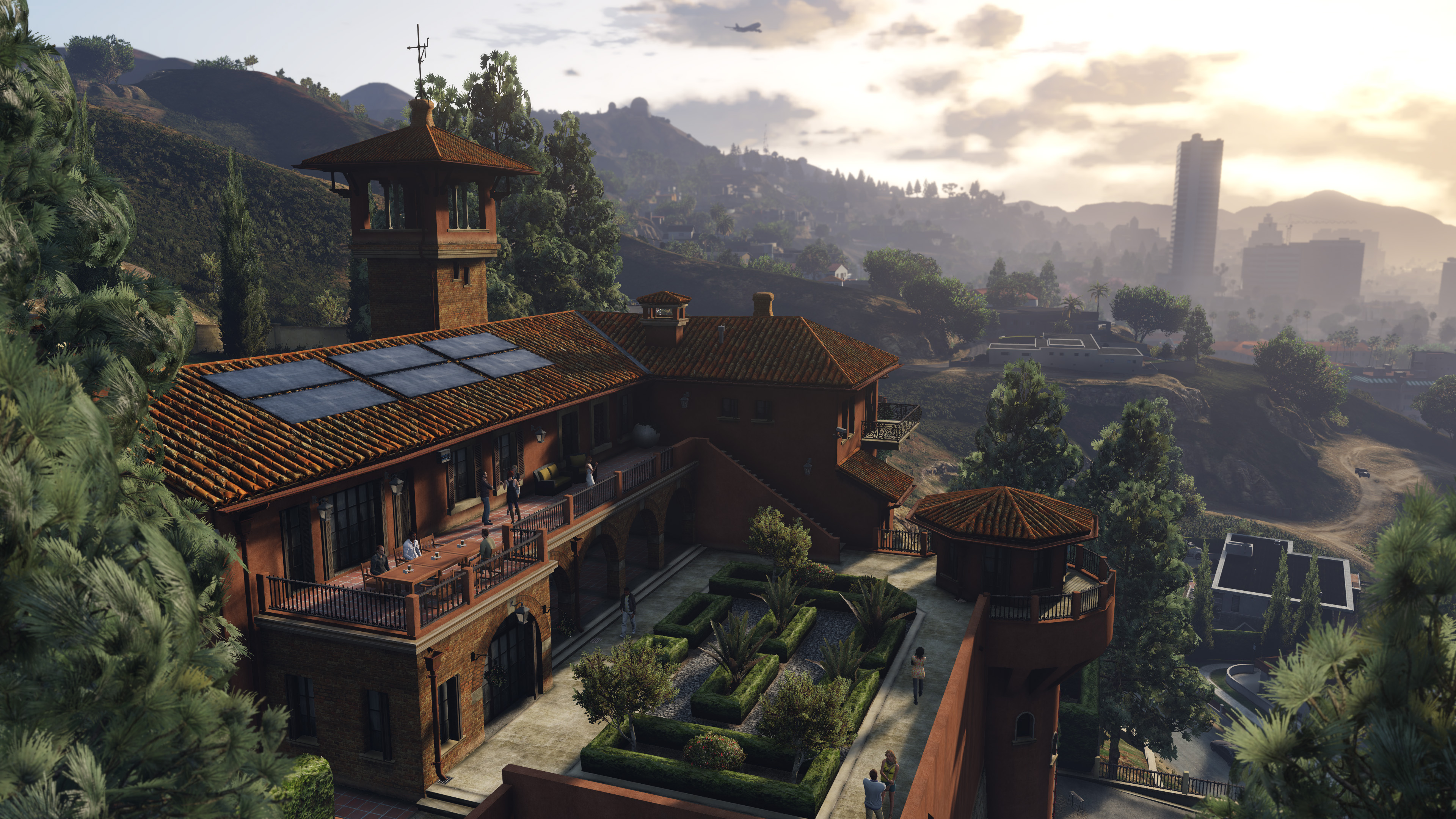 The GTA Place 15 New 4K Screenshots Of GTA V For PC