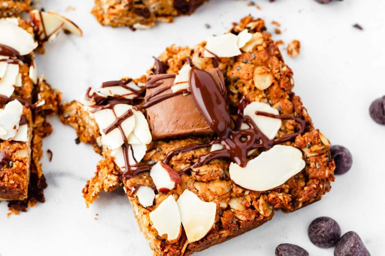 almond chocolate bars that are vegan and gluten-free