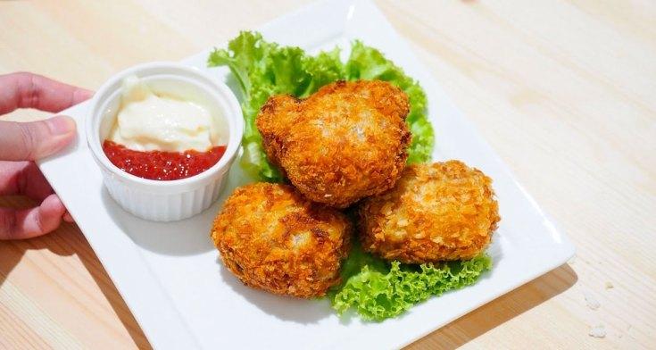 Potato Korroke