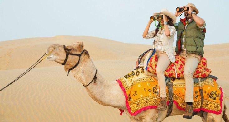 camel safari in Jodhpur