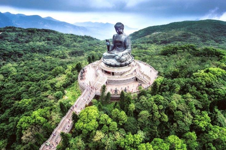 Tian Tan Buddha (Lantau Island)