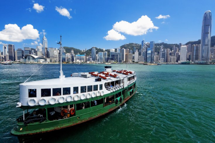 Victoria Harbour Ferry (Hong Kong)