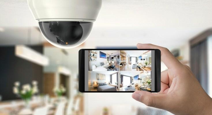 top 5 security cameras