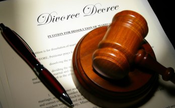 Filing a divorce