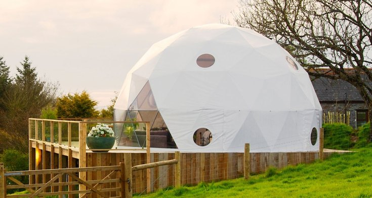 Geodesic Camping Tents
