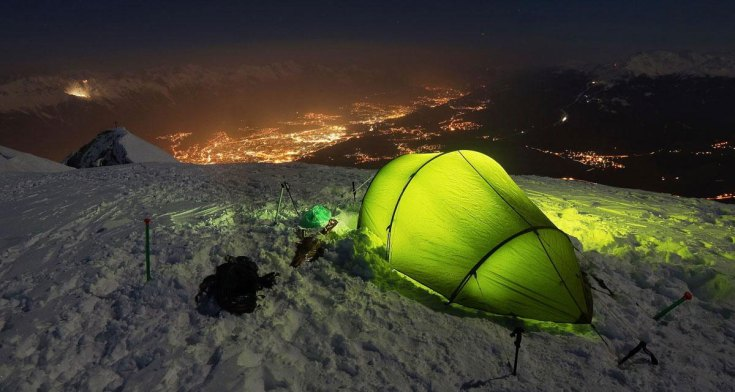 Tunnel Camping Tents