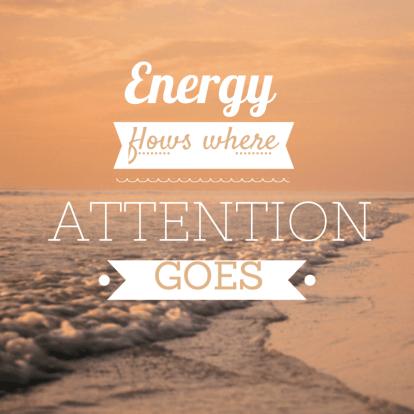 ENERGY fLOWS QUOTE
