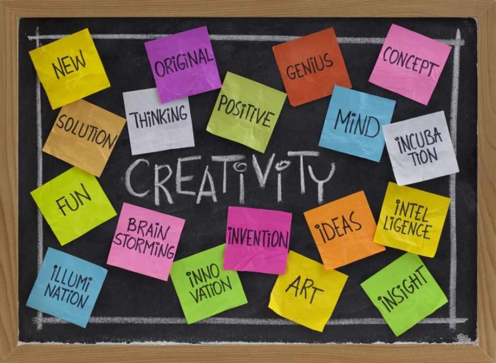 creativity for growth