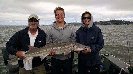 Columbia River Fishing Report and Forecast May 10th, 2019