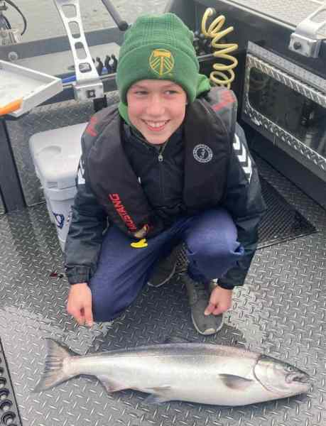 Willamette River Fishing Report and Forecast