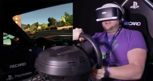 DriveClub VR : La puissance de la PS VR en action !