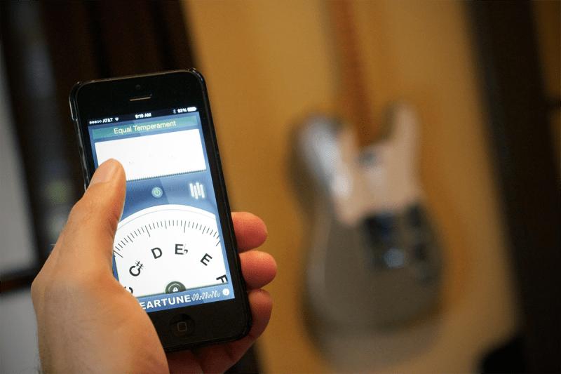 Best Guitar Tuner Apps
