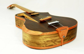 Puerto Rican Acoustic Guitar Luthier