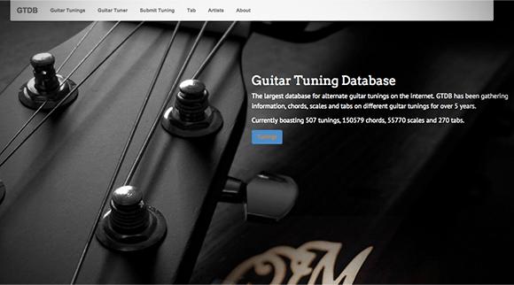 Alternate Tunings: GTDB