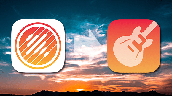 How to Import Tracks From Music Memos App to GarageBand
