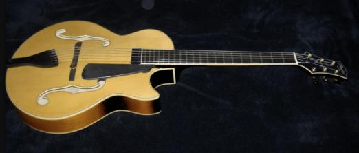 Peerless Guitars Martin Taylor