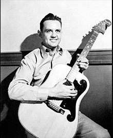 Merle Travis - Top 25 Fingerstyle Guitar Players