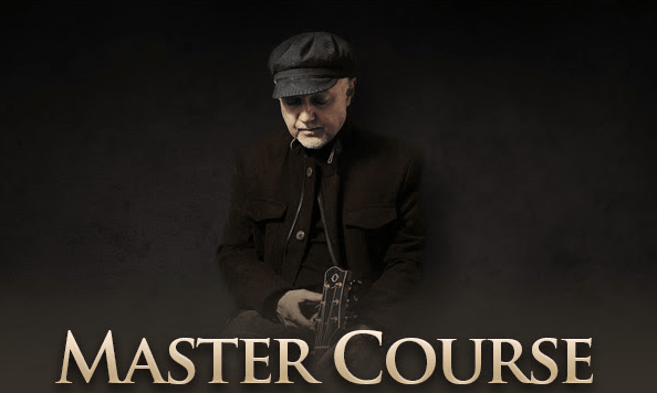 Phil Keaggy - Master Course - JamPlay