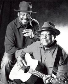 Top 25 Contemporary Acoustic Blues Guitarists - Cephas & Wiggins