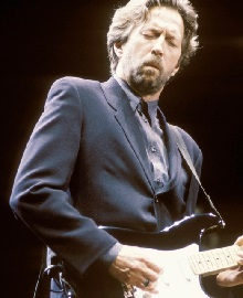 Top 25 Contemporary Acoustic Blues Guitarists - Eric Clapton