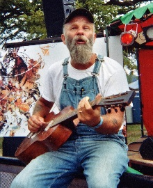 Top 25 Contemporary Acoustic Blues Guitarists - Seasick Steve