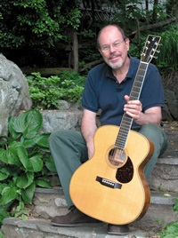 Top 25 Contemporary Acoustic Blues Guitarists - Stefan Grossman