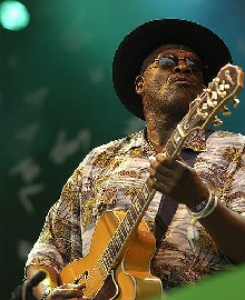 Top 25 Contemporary Acoustic Blues Guitarists - Taj Mahal