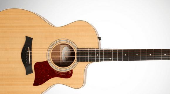 Best Fingerstyle Guitar Under $1,000 Taylor 214ce