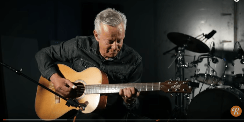 The Best Way To String A Guitar, According To Tommy Emmanuel (AKA: An Unorthodox Theory on String Brands)