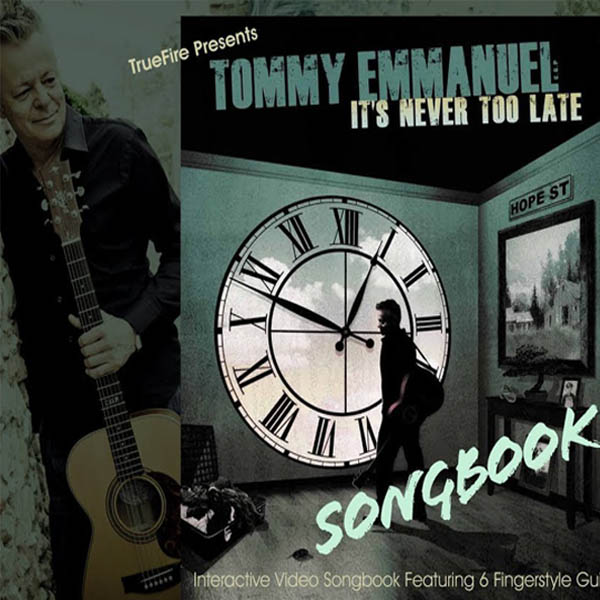 Its Never Too Late Songbook-new