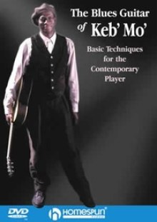 The Blues Guitar Of Keb' Mo'