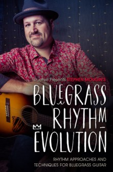 how to play like tony rice - bluegrass rythym evolution
