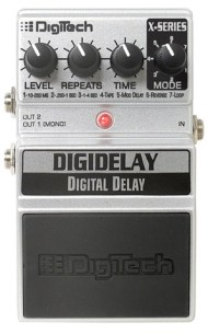 DigiTech X-Series DigiDelay
