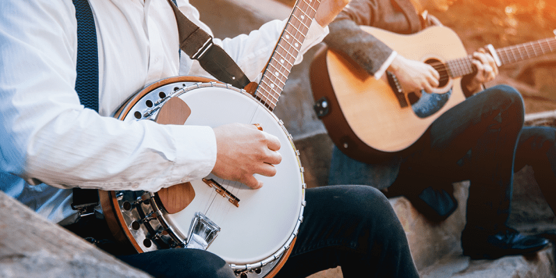 Top 10 Easy Bluegrass Guitar Songs For Beginners