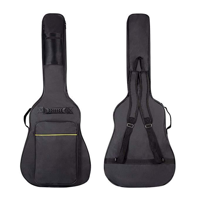 """CAHAYA 41"""" Acoustic Guitar Bag"""